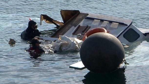 Migranti: naufragio Grecia,3 bimbi morti