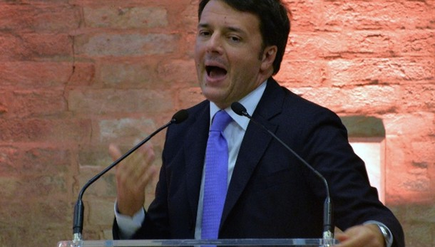 Renzi, no scontro fazioni,prima il paese