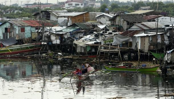 Tifone nelle Filippine, evacuazione nord