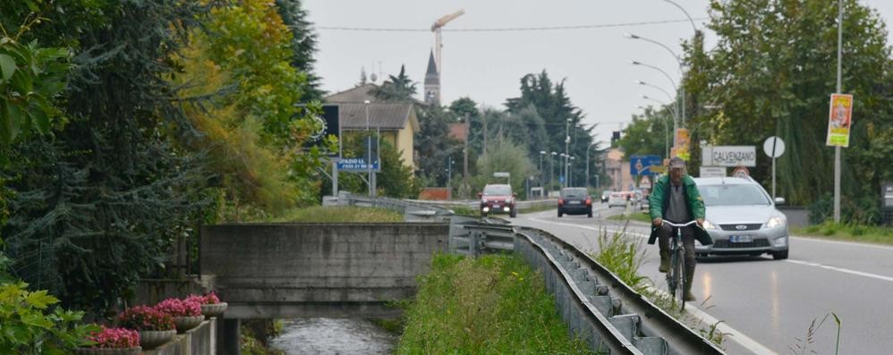 Arriva la ciclabile Calvenzano-Treviglio Realizzata a costo zero per il Comune
