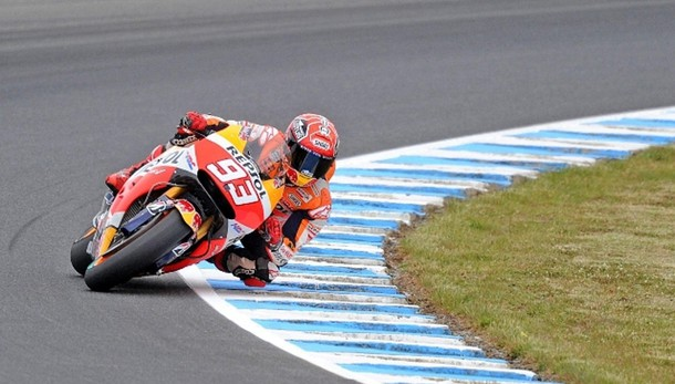 MotoGp: Australia, Marquez beffa Lorenzo