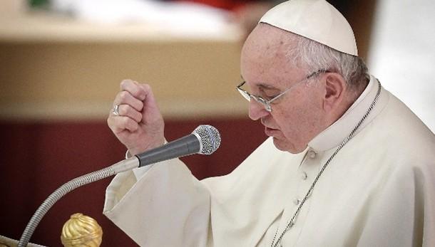 Papa: basta violenza in Terrasanta