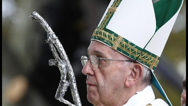 Papa:arrivismo potere incompatibile fede