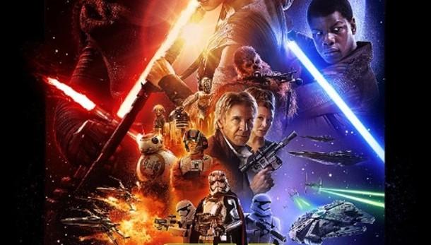Star Wars, ecco il poster ufficiale