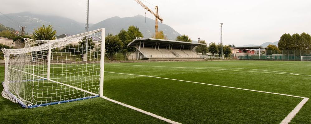 Vi interessa un campo da calcio? Va all'asta il centro Falco di Albino
