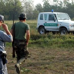 Cacciava in area protetta Denunciato un bracconiere