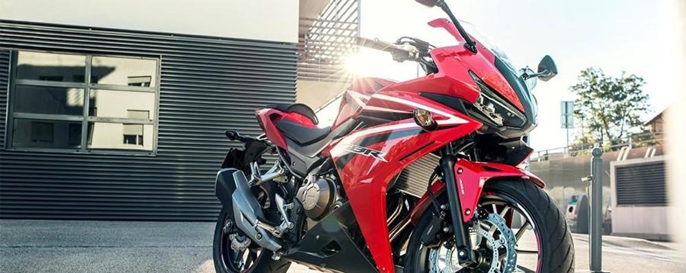Honda Cbr 500r importanti novità
