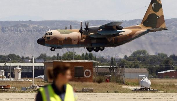 Afghanistan, cade C-130 Usa, 12 morti