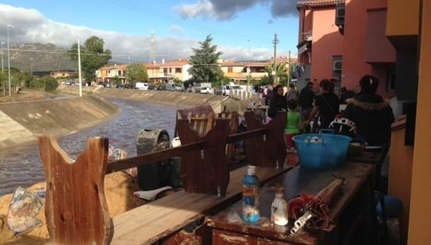 Maltempo: ciclone lascia la Sardegna