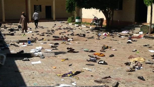 Nigeria: 5 bambine-kamikaze nel nord-est
