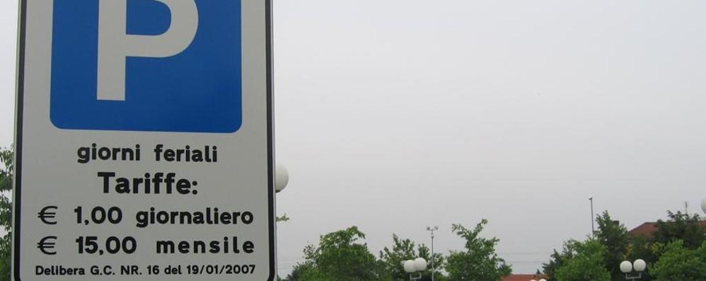 Parcheggio a Verdello, che batosta «Aumento mensile da 15 a 20 euro»