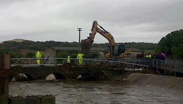 Ponte demolito, Procura acquisisce atti