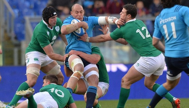 Rugby: Mondiali, torna Parisse