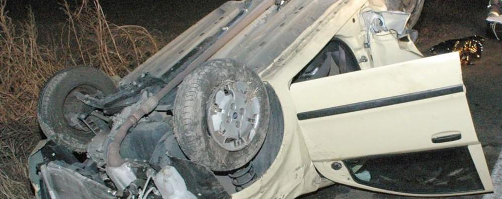 Incidenti stradali, una strage Prima causa di morte per i giovani