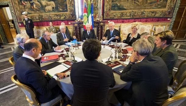 Consiglio Difesa, terrorismo ci minaccia