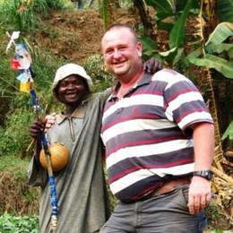 Ho mollato tutto Ora vivo in Ruanda