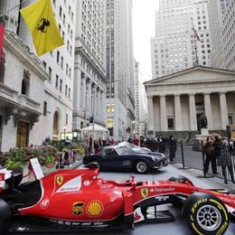 Il Cavallino corre in borsa Debutto Ferrari a Wall Street