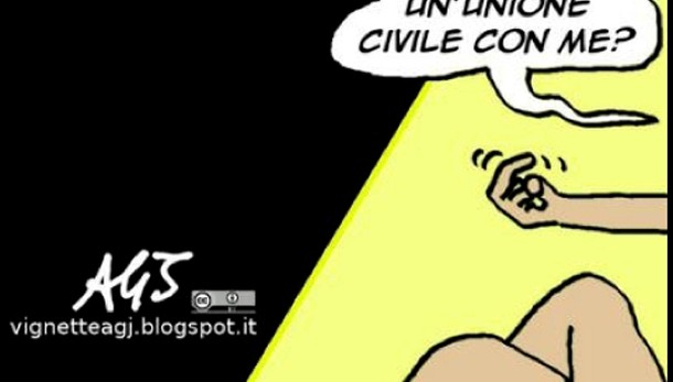 Polemiche su vignetta de Il Mattinale