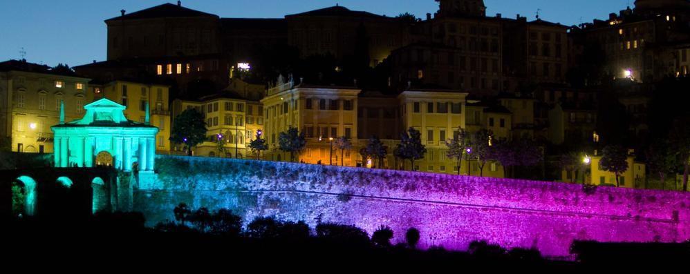 Le Mura patrimonio dell'Unesco Bergamo firma il protocollo d'intesa