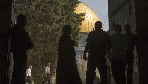 Spianata moschee,Unesco condanna Israele