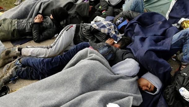 Migranti: record di arrivi in Slovenia