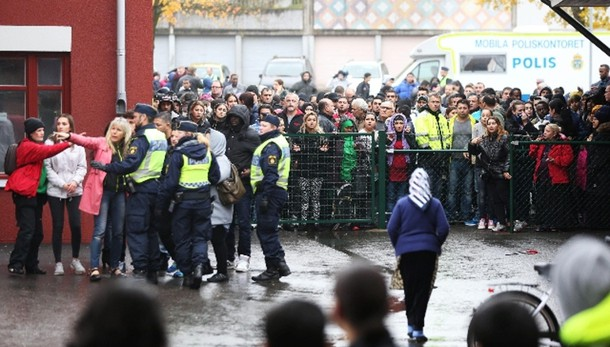 Svezia: aggressore è un ventenne