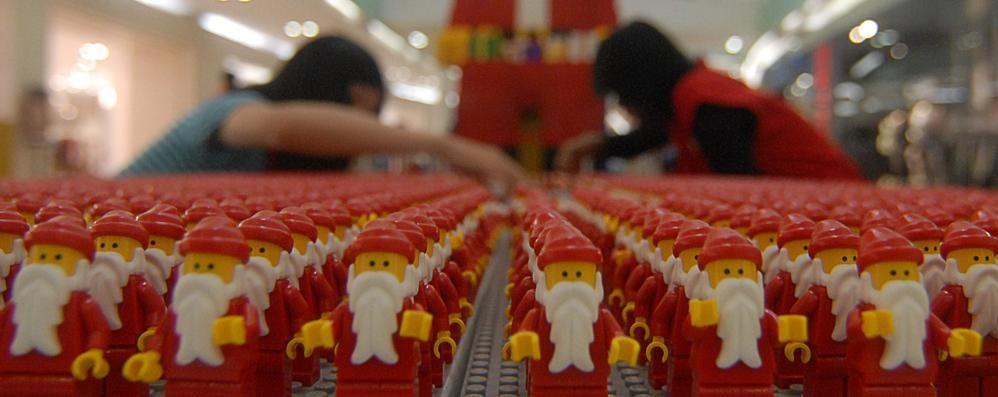 Troppi ordini per la Lego Regali di Natale a rischio