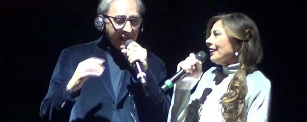 Battiato e Alice insieme dopo 25 anni Al Creberg Teatro il 17 febbraio 2016