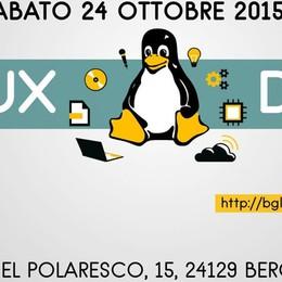 Bergamo, scatta il Linux Day Alla scoperta del software libero