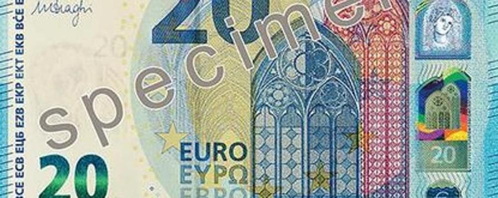 A Bergamo banconote in cattedra  In attesa del 20 euro il 25 novembre