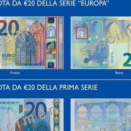 Arriva la nuova banconota da 20 euro Ecco come terrà alla larga i falsari - Foto