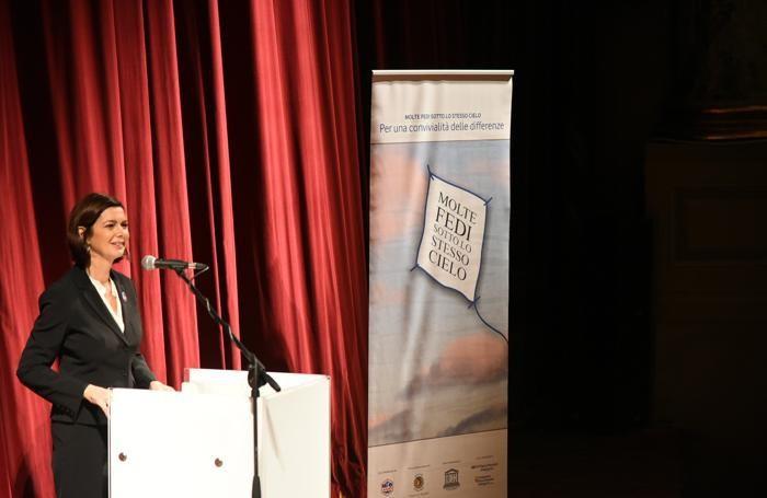 Laura Boldrini a Bergamo