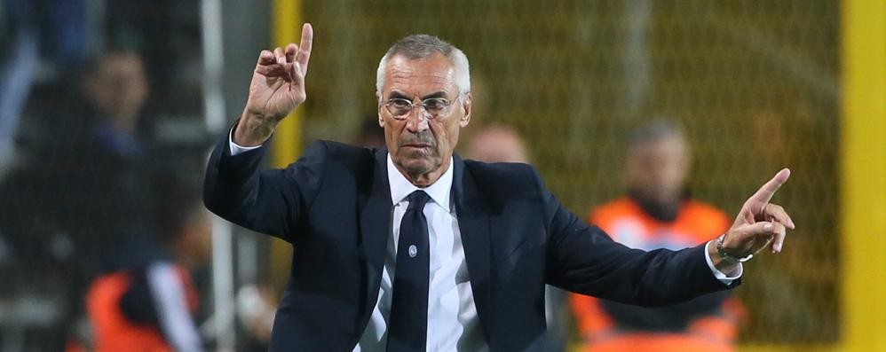 Reja contro la Juve conferma il 4-3-3 Guarda il video della conferenza stampa