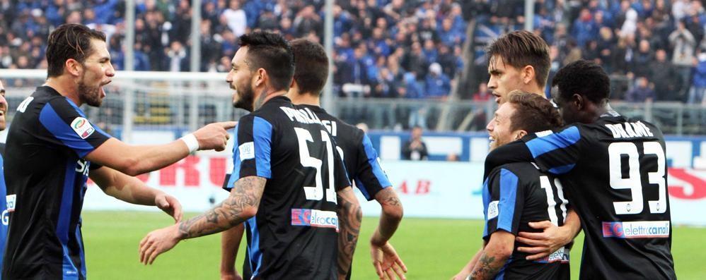Segui la partita dei nerazzurri con «Tutto Atalanta-diretta stadio»
