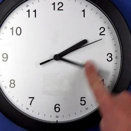 Torna l'ora solare, alle 3 lancette indietro Quanto abbiamo risparmiato finora? I dati