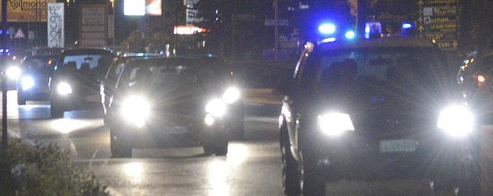 Finti carabinieri, tre arresti Furti anche nella Bergamasca