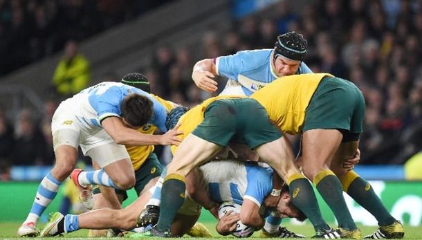 Rugby:cdm,finale Australia-Nuova Zelanda