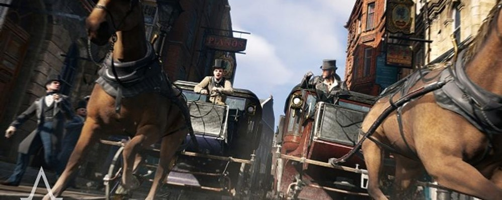 Assassin's Creed Syndicate Due fratelli a Londra