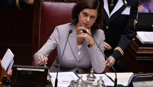 Boldrini, impegno riforme è condiviso