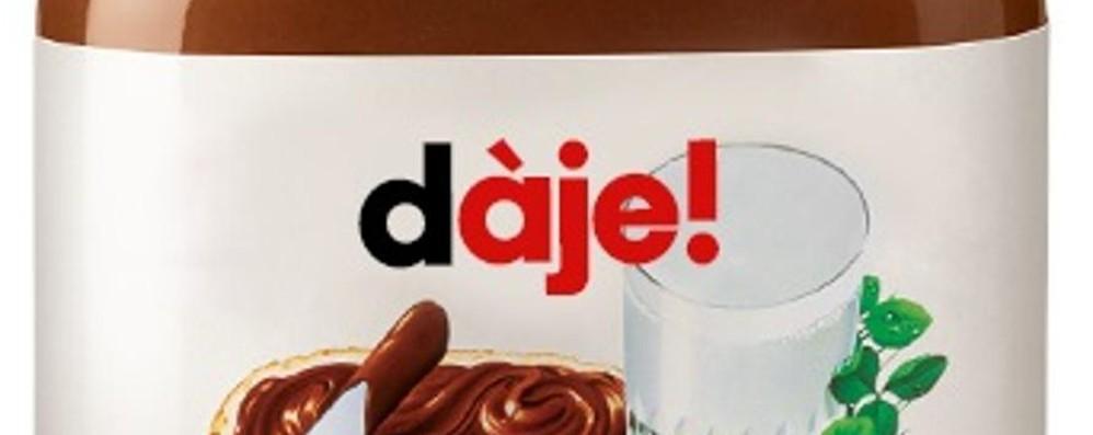 Da «dàje!» a «ganzo!» Nutella per ora non dice «alùra»