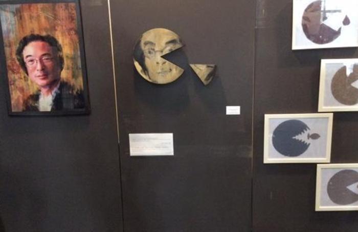 La mostra degli artisti di Neoludica Art alla Games Week d iMilano