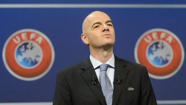 Infantino candidato a presidenza Fifa