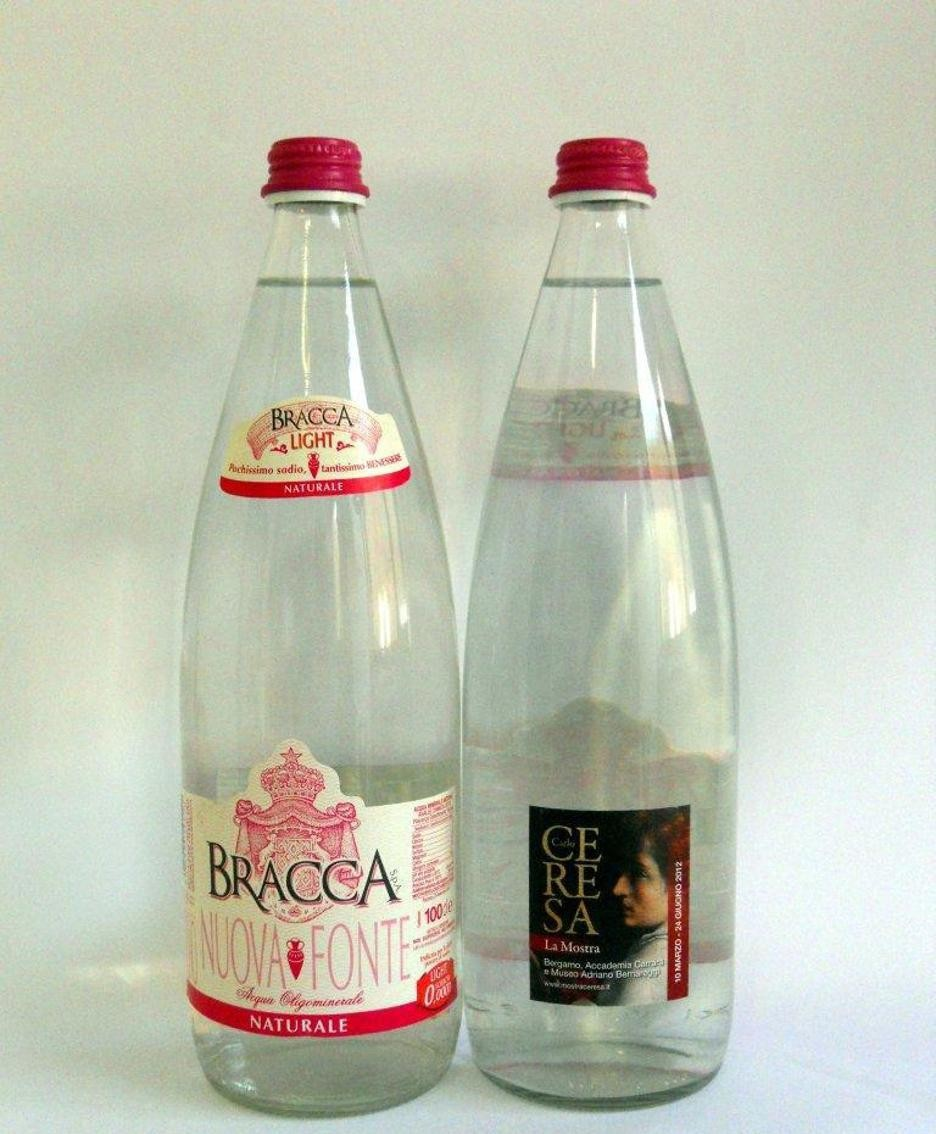 Una bottiglia speciale del 2012 con in etichetta un dipinto di Carlo Ceresa
