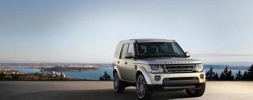 Land Rover Discovery  due edizioni speciali