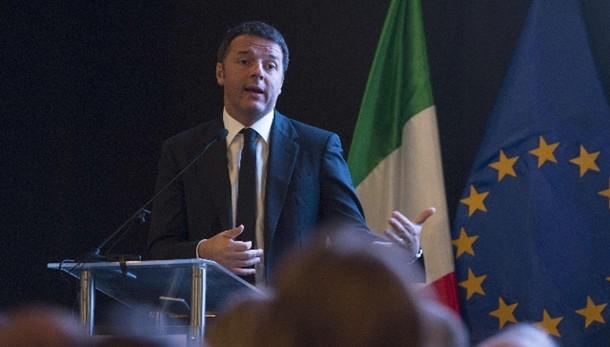 Renzi, riforme per dare certezza