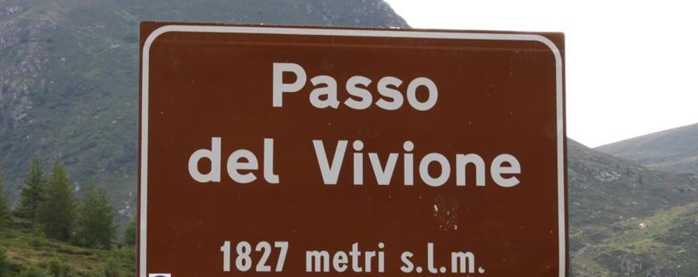 Rischio neve in Val di Scalve Chiude dal 31 ottobre il Passo del Vivione