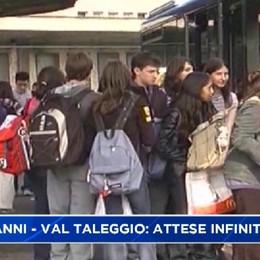 Trasporto pubblico: tra S.Giovanni Bianco e la Val Taleggio attese infinite