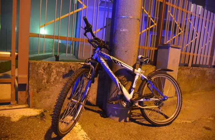 La bicicletta dell'undicenne