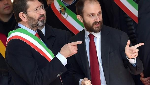 Roma: vertice a sorpresa Marino-Orfini