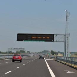 Anticorruzione, le parole di Cantone: «Perplessità su A35 e Pedemontana»